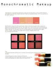 Beauty Editor: Valentina Chang
